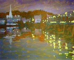 Lambertville/New Hope Area Fine Art Giclee Prints by Gordon Haas
